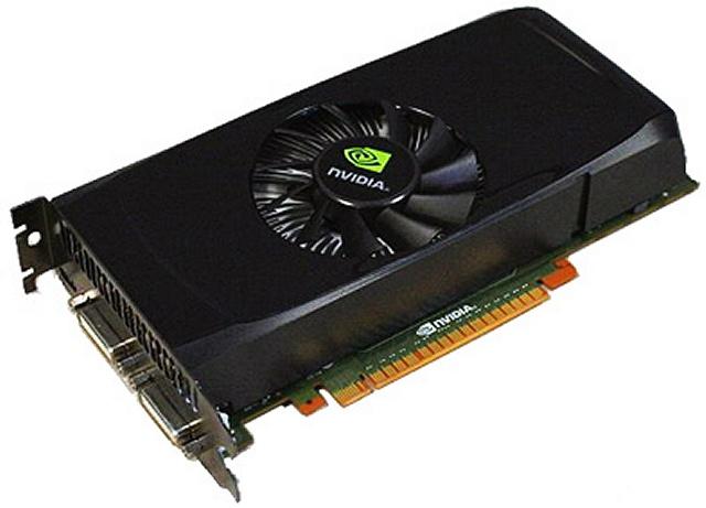 nVidia GeForce GTX 550 Ti Referenz-Board