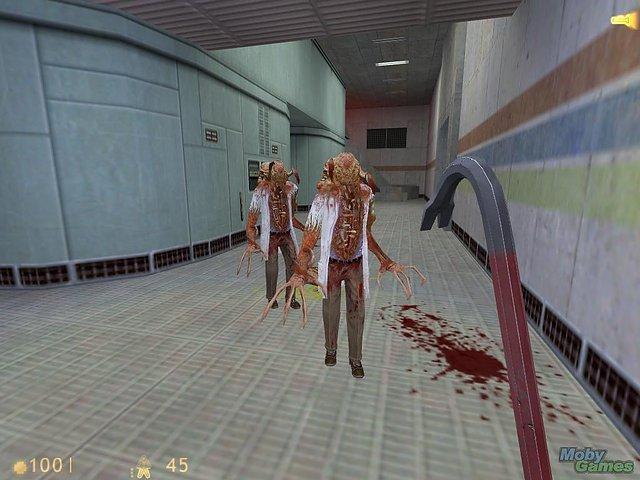 Об игре Half-Life: Uplink: Half-Life: Uplink - это демоверсия игры Half-Lif