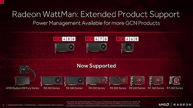 """AMD """"Crimson ReLive Edition"""" Präsentation (Slide 58)"""