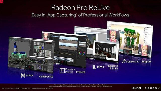 """AMD """"Crimson ReLive Edition"""" Präsentation (Slide 74)"""