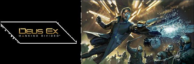 """AMD """"Deus Ex: Mankind Divided"""" Spielebundle"""