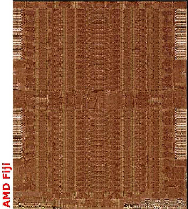 AMD Fiji Die-Shot