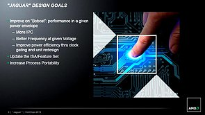 AMD Jaguar-Präsentation (Slide 03)