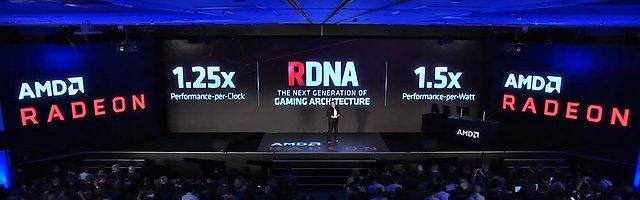 AMD Navi-Vorstellung auf der Computex 2019 (Bild 2)