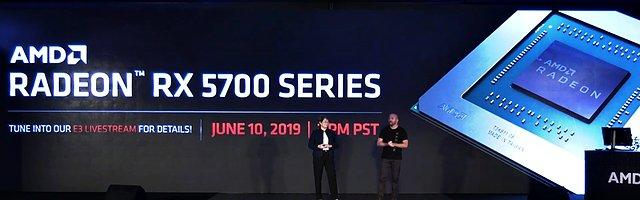 AMD Navi-Vorstellung auf der Computex 2019 (Bild 4)