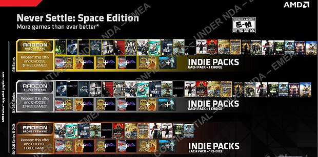 "Space Edition"" Spielebundle"