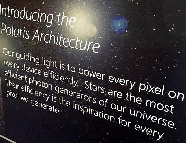 AMD Polaris-Architektur, Teil 1