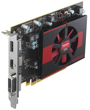 AMD Radeon HD 7750 Referenzdesign