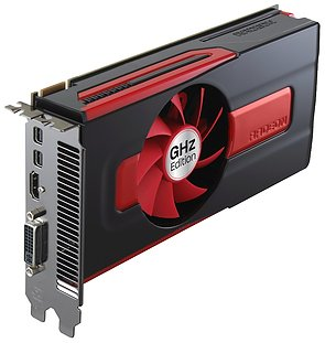 AMD Radeon HD 7770 Referenzdesign