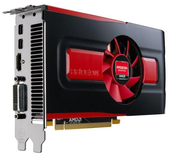 AMD Radeon HD 7850 (Referenz-Design)