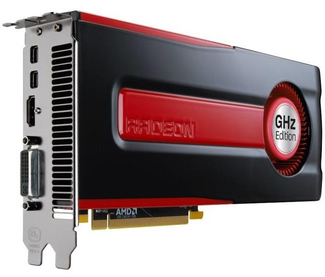 AMD Radeon HD 7870 (Referenz-Design)