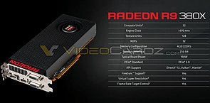 AMD Radeon R9 380X Präsentation – Slide 4