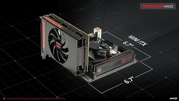 AMD Radeon R9 Nano (Karte)