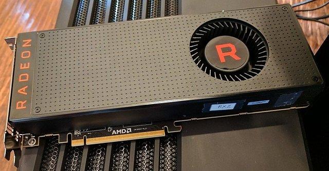 AMD Radeon RX Vega (Engineering Sample)