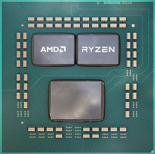 AMD Ryzen 3000 Package