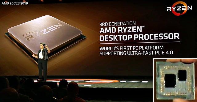 AMD Ryzen 3000 im Chiplet-Design