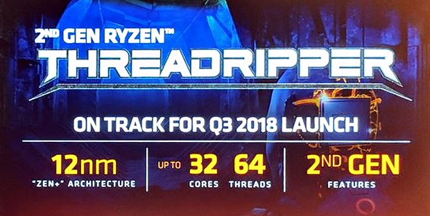 "AMD ""Ryzen Threadripper 2000"" Ankündigung"