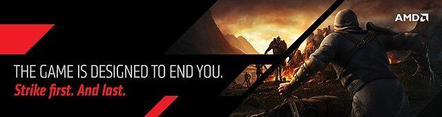 """AMD """"Total War: Warhammer"""" Spielebundle"""