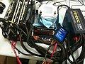Extreme Overclocking mit 4x Radeon ® HD 5870-Karten und Antec HCP-1200 Netzteil unter LN2