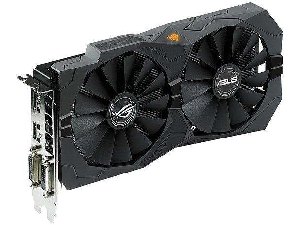 Asus Radeon RX 470 Strix OC 4GB