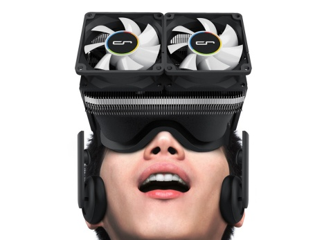 Cryorig Air Fan VR (Aprilscherz)