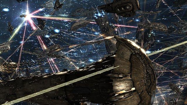 "EVE Online: ""The Battle of B-R5RB"" (Bild 1)"