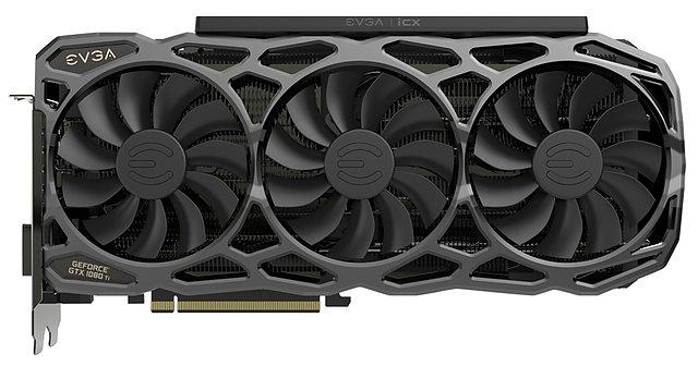 EVGA GeForce GTX 1080 Ti FTW3 Gaming