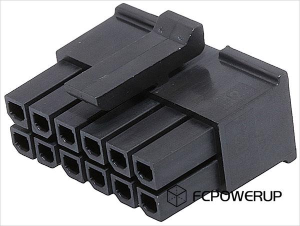 Grafikkarten 12-Pin-Stromstecker