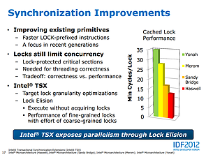 Intel Haswell-Präsentation (Slide 17)