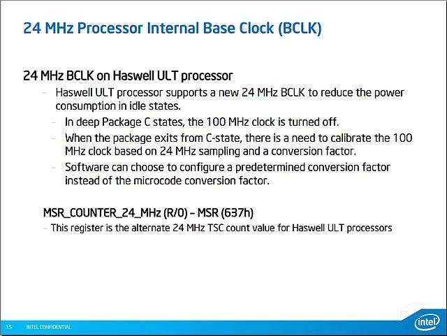 Intel Mobile-Haswell Präsentation (Folie 15)
