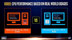Core i-9000 vs. AMD Zen 2 (Slide 09)