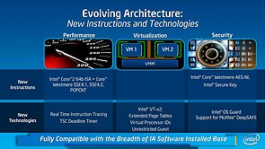 Intel Silvermont Technical Overview – Slide 11