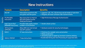 Intel Silvermont Technical Overview – Slide 12