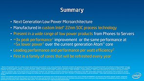Intel Silvermont Technical Overview – Slide 25