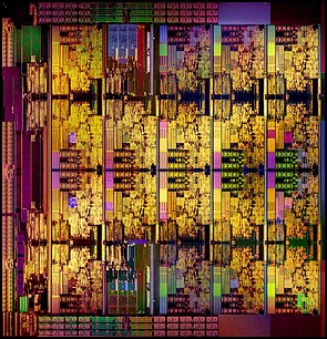 Intel Skylake-X Core i9-7980XE Die-Shot