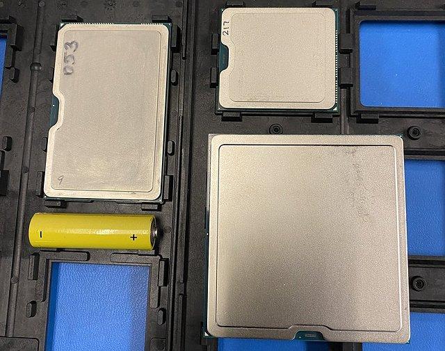 "Intel ""Xe"" Chip-Familie (gesockelte Vorserien-Modelle)"