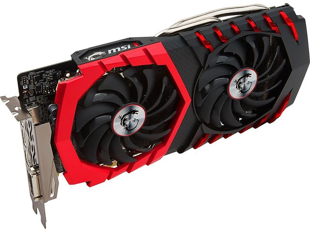 MSI Radeon RX 470 Gaming X 4GB