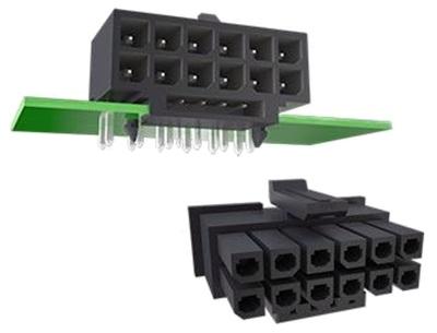 PCI Express 5.0 High Power Connector (Minitek Pwr CEM-5 PCIe)