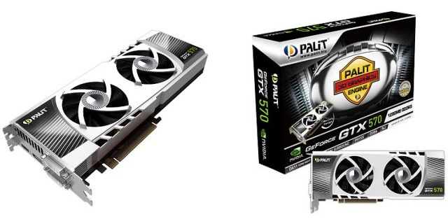 Palit GeForce GTX 570 Sonic Platinum