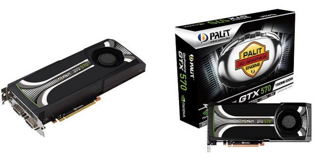 Palit GeForce GTX 570
