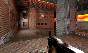 Quake II RayTracing (Bild 1)