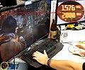 Radeon RX 590 (mutmaßlich) im Einsatz bei der PC Games Hardware