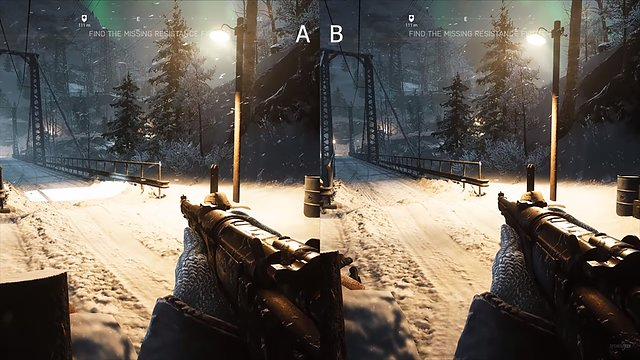 RayTracing on/off unter Battlefield V - Bild 1
