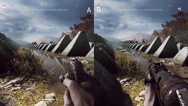 RayTracing on/off unter Battlefield V - Bild 8