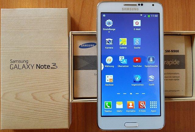 Samsung Galaxy Note 3 (Kopie)