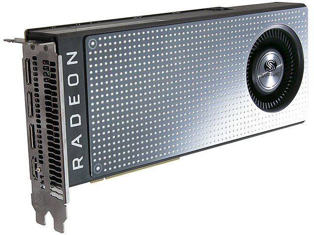 Sapphire Radeon RX 470 OC 4GB