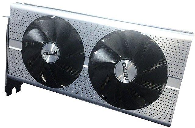 Sapphire Radeon RX480 Nitro 8GB