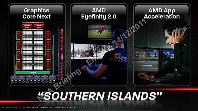 Präsentationsfolien zur Radeon HD 7970, Folie 9
