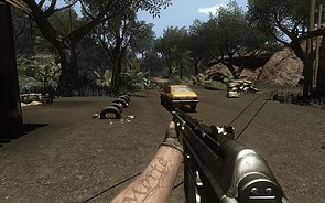 HD Graphics 3000 @ Far Cry 2