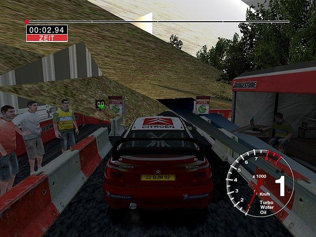 Colin McRae Rally 04 - Matrox M9125
